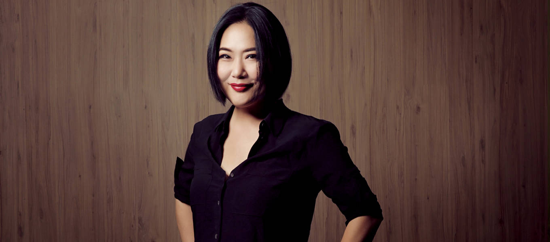 Transportation Design alumna Joann Jung (BS 2002), senior design manager of interior design at Lucid Motors
