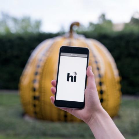 /Hirshhorn Eye Promo Image