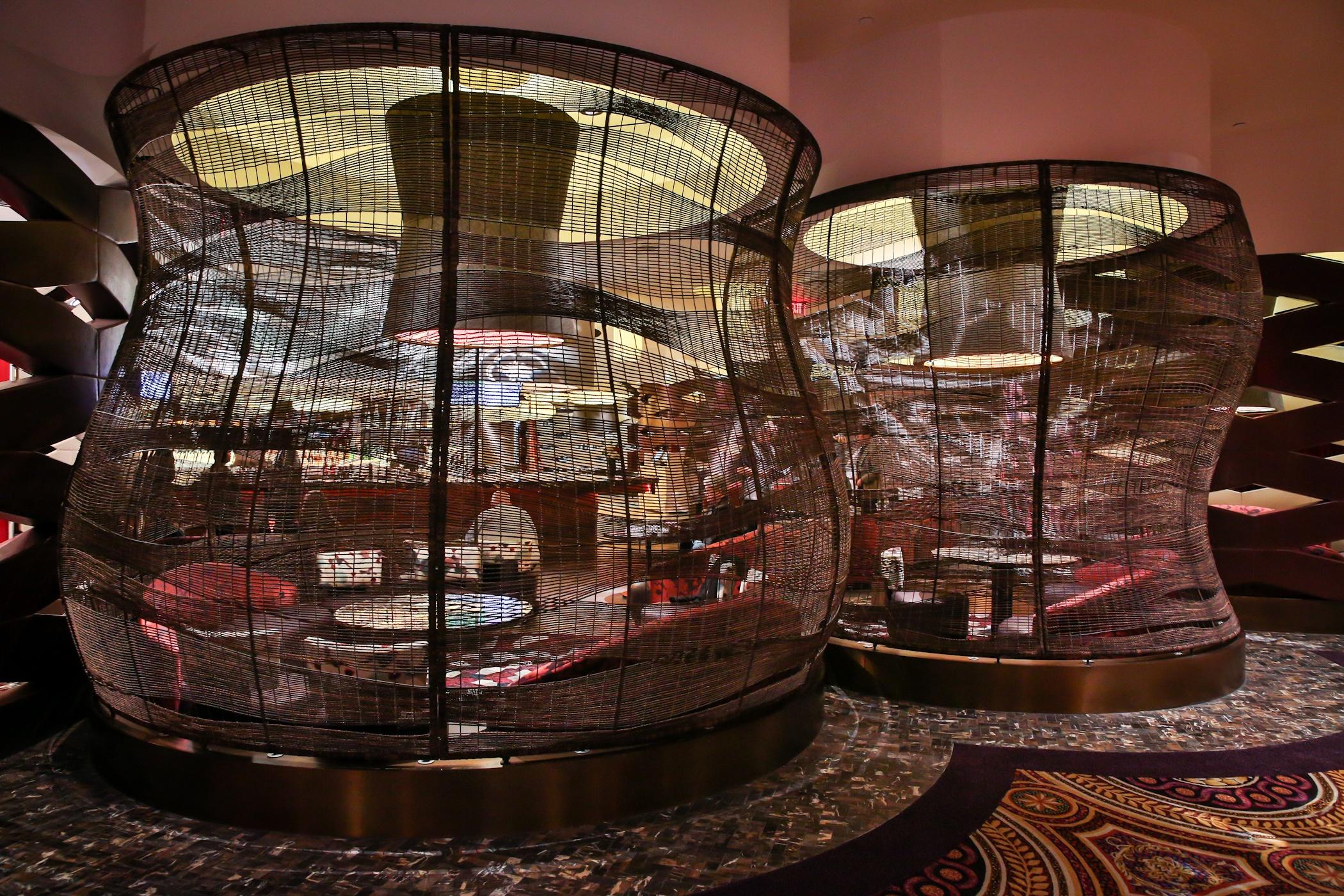 Nobu Restaurant, Caesar's Palace. Las Vegas