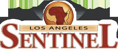 LA Sentinel Logo