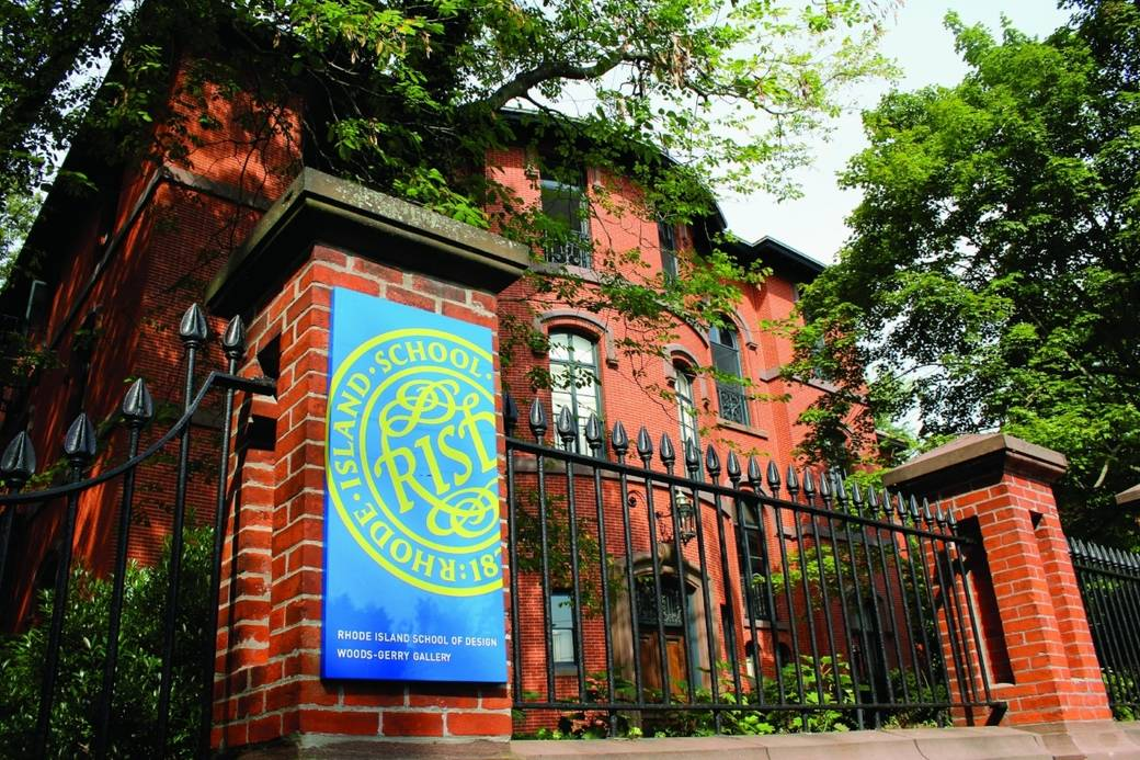 RISD Admission building