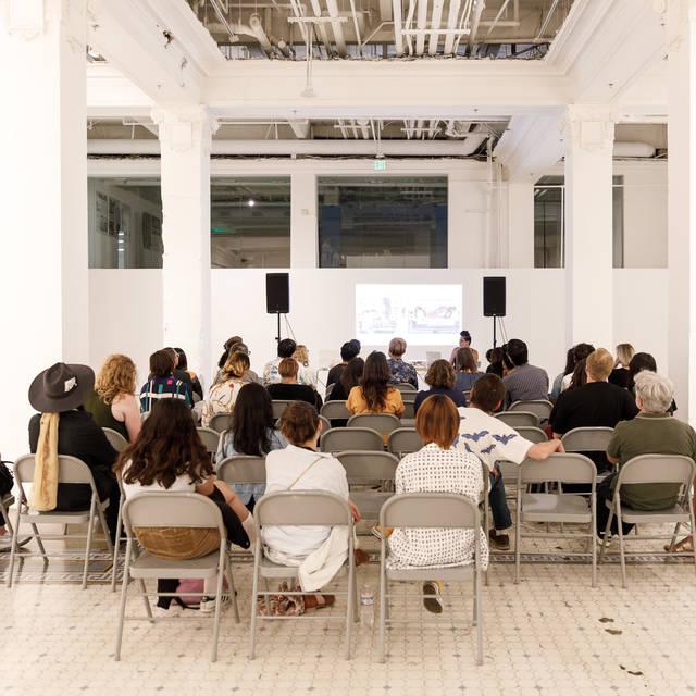 Presentation in ArtCenter