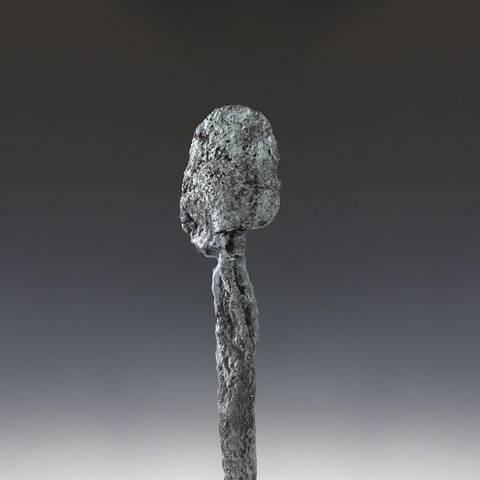 /Sterling Ruby: Club (6700), 2018, ceramic