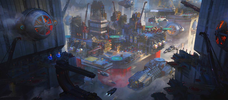artwork by Haimeng Cao
