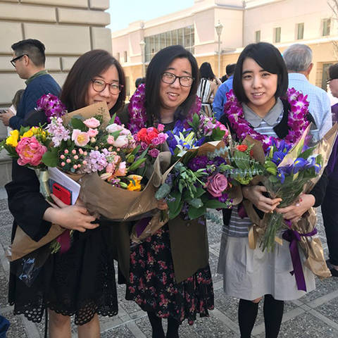 /Judy, Mindy & Ruthie Sunwoo