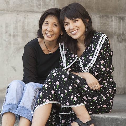 /Jane Kobayashi and Daria Kobayashi Ritch