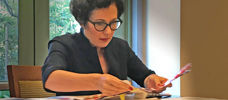 Besame Cosmetics founder Gabriela Hernandez