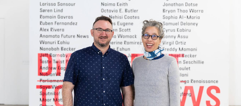 Elizabeth Chin and Sean Donahue