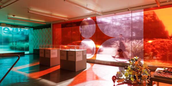 HMCT Bauhaus Exhibit