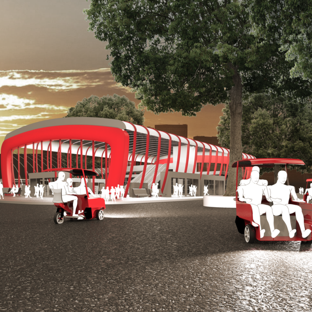 Inglewood sponsored project concept by student Kiran Jesudasan