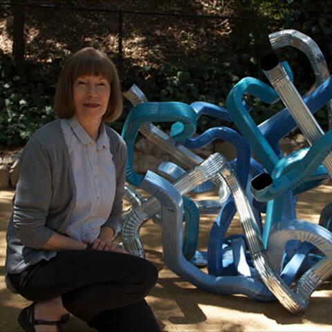 Lynn Aldrich (MFA 86 Art)
