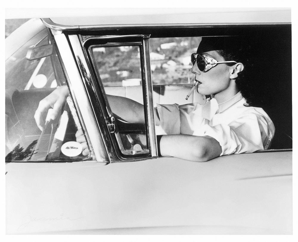 Paul Jasmin photo of Chantelle, Hollywood, CA, 1980