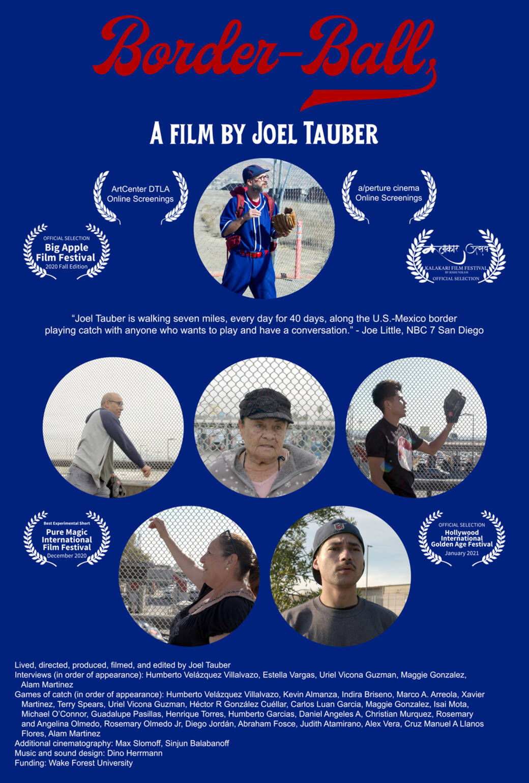 Border-Ball Movie Poster