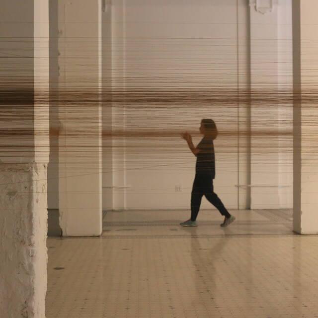 digital video still, ArtCenter DTLA, 2020