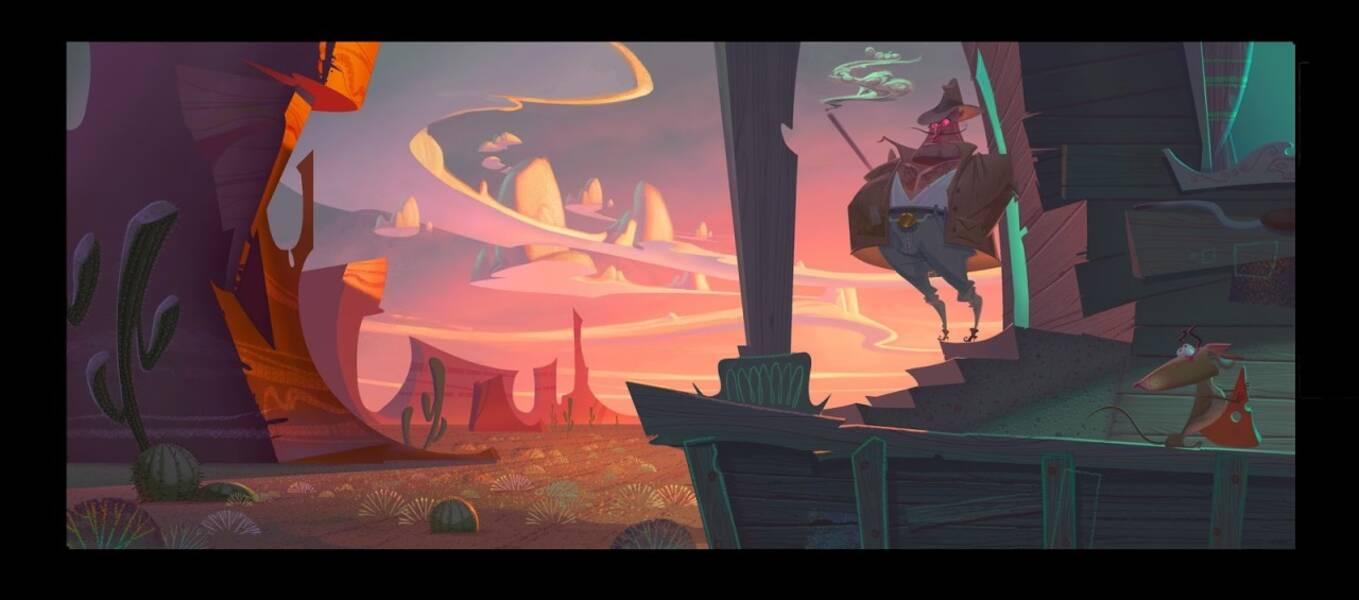 fantasy animation