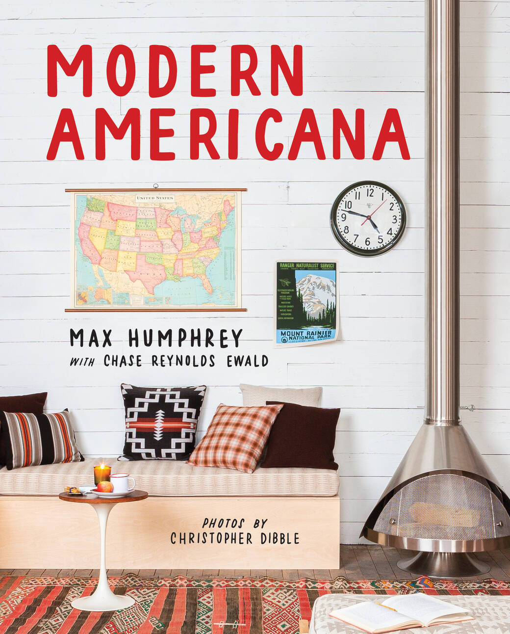 book cover of Modern Americana
