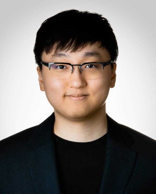 Portrait of Transportation design alum Sang Won Lee.
