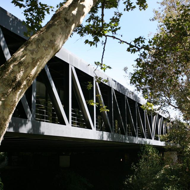 Bridge at Hillside Campus
