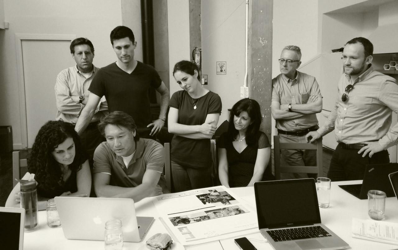 Designmatters alumni in social innovation field